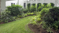 Lawn and garden design in Briarcliff Manor, NY