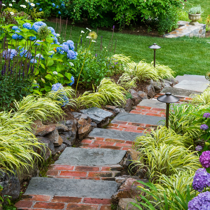 Scarsdale, Ardsley, Briarcliff Manor, Tarrytown, Sleepy Hollow, Katonah landscape and garden design - Westover Landscape Design